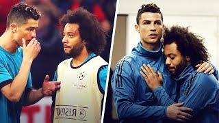 What Ronaldo said to Marcelo before the Champions League final against Liverpool | Oh My Goal