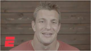 Rob Gronkowski on his decision to return to the NFL and reuniting with Tom Brady on the Bucs | ESPN