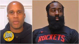 Who has more leverage: James Harden or the Houston Rockets? | The Jump