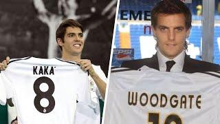 Top 5 worst Real Madrid signings of all time | Oh My Goal
