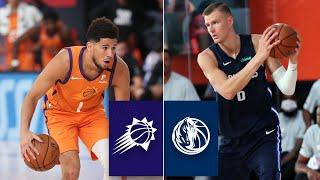 Mavericks vs. Suns | 2019-20 NBA Highlights