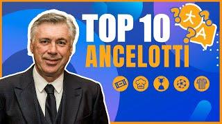 10 THINGS YOU SHOULD KNOW about CARLO ANCELOTTI   Real Madrid coach