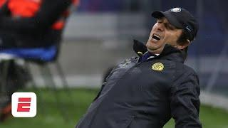 Inter Milan FAIL in the Champions League again! Is this the end of Antonio Conte? | ESPN FC