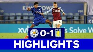 Late Defeat For Foxes On Filbert Way | Leicester City 0 Aston Villa 1 | 2020/21
