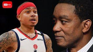Isaiah Thomas Sick Of People Confusing Him For Isiah Thomas! Fumble Live