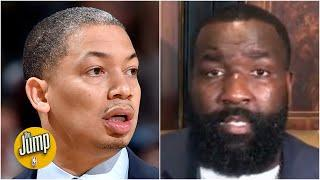 The Clippers have NO EXCUSE - Perk says Ty Lue is under pressure as head coach | The Jump