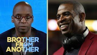 Game changing if Deion Sanders is Jackson State head coach | Brother From Another | NBC Sports