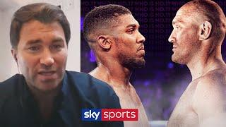 'Offers for Joshua vs Fury HAVE been made'  | Eddie Hearn on The Boxing Show