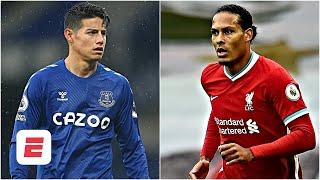 Can Everton end 10-year drought vs. arch-rival Liverpool?   Premier League
