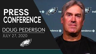 Doug Pederson Discusses the Start of Training Camp & More | Eagles Press Conference