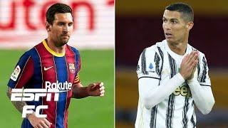 Lionel Messi vs. Cristiano Ronaldo headlines Champions League draw! | ESPN FC