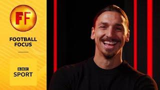 Zlatan Ibrahimovic: 'I went on an adventure and I'm still on it'