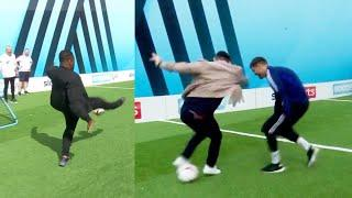 The FIRST Soccer AM Pro AM of the season!  | Robbie Keane and Babatunde Aleshe
