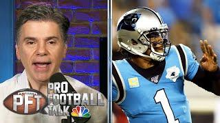 Most likely landing spots for Cam Newton after 2020 NFL Draft | Pro Football Talk | NBC Sports
