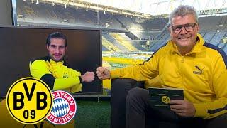 """""""I feel ready for the game!"""" 