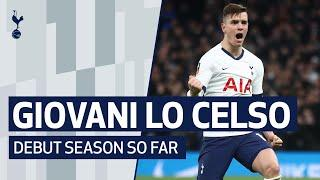 GIOVANI LO CELSO'S SEASON SO FAR | BEST SPURS MOMENTS