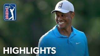 Tiger Woods shoots 1-under 71 | Round 1 | the Memorial Tournament presented by Nationwide 2020