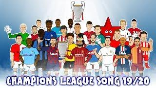 CHAMPIONS LEAGUE 19/20 - THE SONG (442oons Preview Intro Theme Parody)