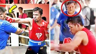 *WOW* BUBOY REACTS TO MANNY PACQUIAO  K. O POWER BEFORE A FIGНТ! *ERROL SPENCE IS DOOMED!*