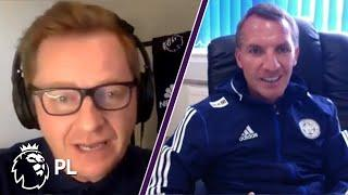 Leicester's Brendan Rodgers ready to get back to work | Inside the Mind with Arlo White | NBC Sports