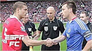 Who was better: Chelsea's John Terry or Man United's Nemanja Vidic? | ESPN FC Extra Time