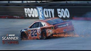 Scanner Sounds: 'What the (expletive) was that?'   NASCAR Cup Series at Bristol