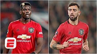 Will Paul Pogba be second billing to Bruno Fernandes in the Manchester United midfield? | ESPN FC