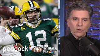 Aaron Rodgers sees himself returning to Green Bay Packers | Pro Football Talk | NBC Sports