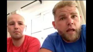 'DONT GIVE ME BULLS*** ABOUT PAY CUT' -BILLY JOE SAUNDERS ON RULING OUT CANELO FIGHT, RIPS EUBANK JR
