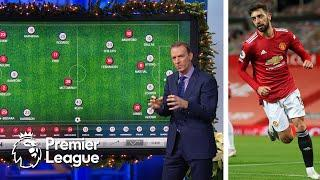 How Manchester United dominated midfield against Leeds | Premier League Tactics Session | NBC Sports