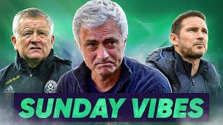 WE RANKED EVERY FIRED MANAGER THIS SEASON!   #SundayVibes