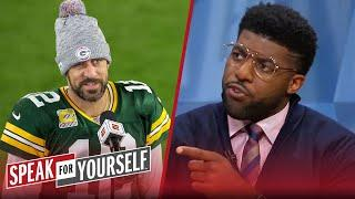 Rodgers is a more consistent, high caliber player than Brady — Acho | NFL | SPEAK FOR YOURSELF