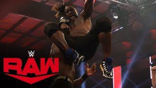 R-Truth vs. Bobby Lashley: Raw, May 18, 2020