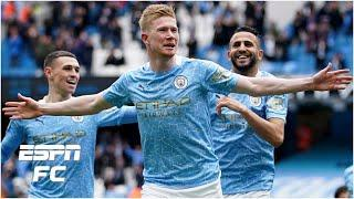 Kevin De Bruyne wins second-straight PFA Player of the Year | ESPN FC