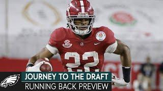 Previewing the 2021 Running Back Class | Journey to the Draft