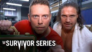 The Miz has his eyes on Drew McIntyre and Roman Reigns: WWE Network Exclusive, Nov. 22, 2020