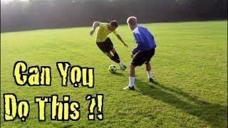Learn FOUR Amazing Football Skills!  CAN YOU DO THIS!? Part 1   F2Freestylers