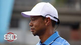 Tiger Woods was conscious, able to communicate at scene of crash - Sheriff   SportsCenter