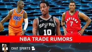 NBA Trade Rumors On Kyle Lowry, CP3 & DeMar DeRozan + Warriors Signing Paul Millsap In Free Agency?