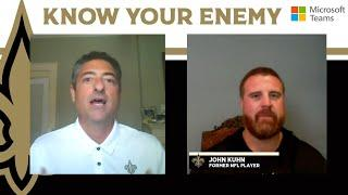 Know Your Enemy w/ John Kuhn: Saints vs Packers 2020 Week 3