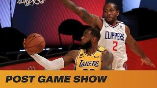 Lakers v Clippers, Pelicans v Jazz NBA Post-Game Show