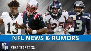 NFL Rumors: Cam Newton Return? Melvin Gordon DUI, Michael Thomas Drama, MVP Odds + NFL Trade News