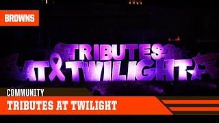 Tributes at Twilight featuring Jacob Phillips | Cleveland Browns