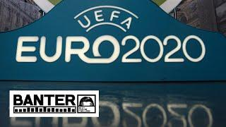 Euro 2020 being delayed gives us something to look forward to - Jon Champion | Banter