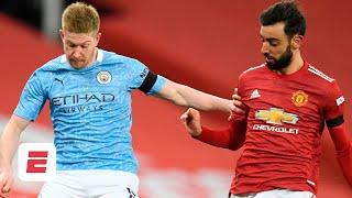 Manchester derby preview: 'A draw is like a win' for Man United vs. Man City | ESPN FC