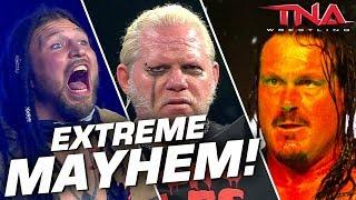 Raven Plays MIND GAMES in Chaotic Main Event! | TNA Wrestling on AXS TV Highlights, Mar 31, 2020