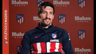 """Savic: """"My most special moments at Atleti have been the trophies we've won"""""""