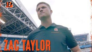 Zac Taylor Has Potential to Be 2020 NFL Coach of the Year | Cincinnati Bengals