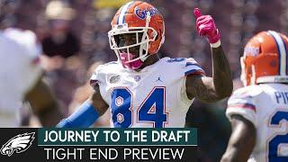 Trevor Lawrence's Pro Day & Tight End Preview | Journey to the Draft