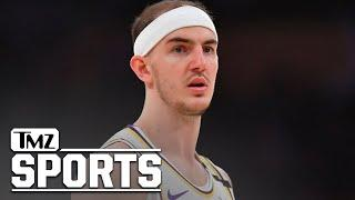 Lakers' Alex Caruso Skips Sister's Wedding to Stay In NBA Bubble | TMZ Sports